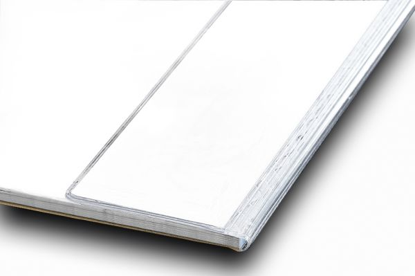 Kantenschutz für Schreibtischunterlagen | transparent, selbstklebend