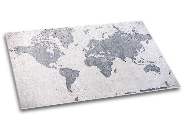 Holen Sie sich die ganze Welt als Schreibunterlage auf den heimischen Schreibtisch.