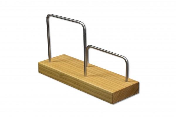Briefständer aus Holz | Briefhalter, Briefablage