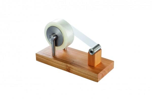 Klebefilmabroller aus Kirschholz | Tischabroller, Holz