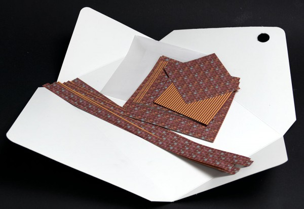 "Musterpapier ""Origami-Set II"" | Origami-Papier, Bastelpapier | Gesamtansicht"