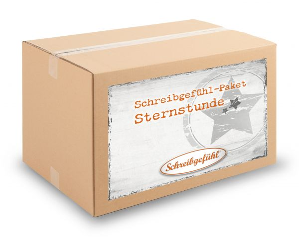 """Das Paket """"Sternstunde MAXI"""" bietet extra viel """"Sternstunde""""-Spaß."""
