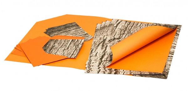 Geschenkpapier-Set IV | Geschenkverpackungs-Set |Innenansicht