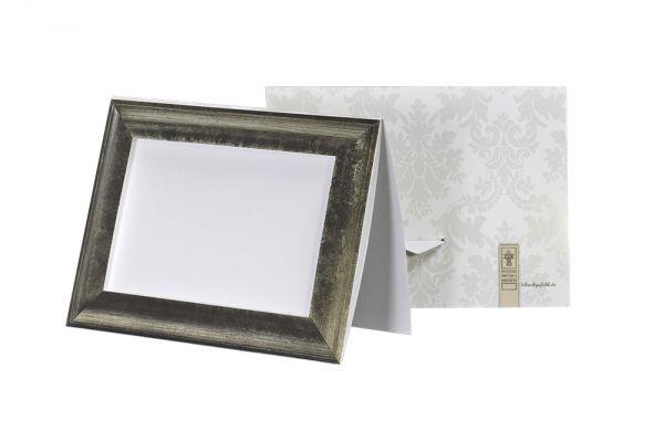 Bilderrahmen aus Pappe | Karton, zum Aufstellen